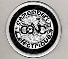 GONG Camembert Electrique  round drinks COASTER - CLASSIC!