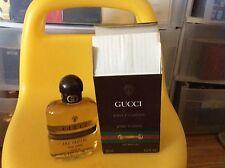 Rare Perfume Gucci Pour Homme men Eau Fraiche Splash 120ml 4oz 1976 Classic new