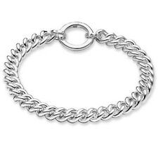 New Genuine THOMAS SABO Silver Chain Links Unisex 21cm Bracelet A1285 £179.00