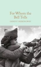 For Whom the Bell Tolls (Macmillan Collector's Library) by Hemingway, Ernest H