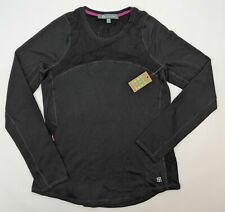 Title Nine Alpha-Omega Top Women Size Medium Black 440903