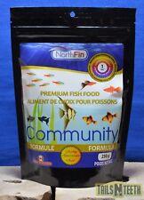 NorthFin Community - 1mm Pellet 250g - Premium Fish Food - Made in Canada