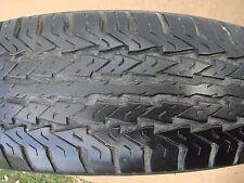 (1) 215/85R16 Goodyear Wrangler HT Truck Tire LOAD D LT 215/85R16 SHIPS FREE