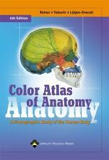 Color Atlas of Anatomy: A Photographic Study of the Human Body Color Atlas of A