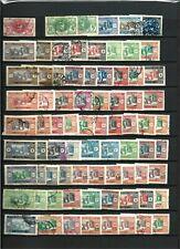 COLONIES FRANCE SENEGAL : 108 timbres avant indépendance multiples