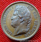 MED2649 - MEDAILLE L'ARMEE AU DUC D'ORLEANS - LOUIS PHILIPPE Ier 1842
