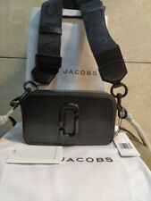 Genuine MARC JACOBS Snapshot Small Camera Bag DTM  Black  hot sales
