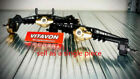 VITAVON  CNC brass axle housing  cover 3rd member for Axial Capra