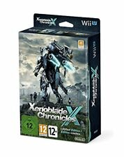 Xenoblade Chroniques x Limited Édition Nintendo Wii U GB PAL