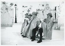 LES FRERES JACQUES 1970 PHOTO  ORIGINAL  ORTF TV