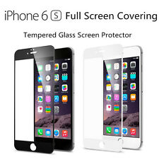 Full Screen Coverage Tempered Glass Screen Protector Film iPhone 6s / 6s Plus 6