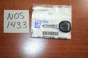 NOS GM Ignition Key Blank 19177418 Enclave HHR Impala Limited Hummer H2 D