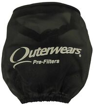 "4"" Outerwears Pre-Filter Air Cleaner, fits K&N Style, Go Kart Racing Cart Parts"