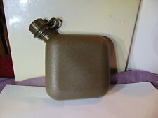 GI 2 qt., OD Green Bladder style Canteen US Army- Cage # 9N852
