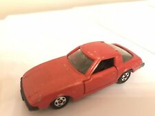 Vintage Mazda RX-7 Savanna Tomica Tomy 1979 Red Japan