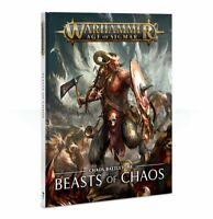 Battletome: Beasts of Chaos - Warhammer Age of Sigmar - Brand New!