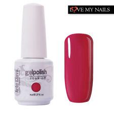 8ml Arte Clavo Nail Art Soak Off UV Gel Nail Polish Manicure Kit AC-S 1026