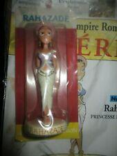 Asterix-Statuette Plastoy-Rahazade-Neuve+Fascicule-Année 2000-Numéro 36