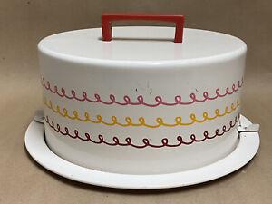 CAKE BOSS METAL CAKE CARRIER TRANSPORTER