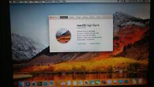 "Apple Unibody MacBook 13"" Laptop Late 2009 2GB C2D 2.2GHz 320GB 10.13 High Sierr"