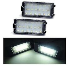 SEAT IBIZA (97-08) 18 SMD LED Replacement Number Plate Units 6000K Xenon White