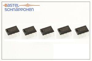 5 Stück NE555 Timer IC DIL8