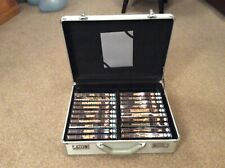 James Bond 007 Ultimate Edition Brief Case With all DVD'S set