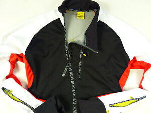 MEN'S MAVIC SPRINT WINDSTOPPER THERMO CYCLING CYCLE JACKET SIZE: XX-LARGE (XXL)