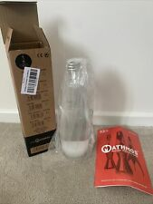 Mathmos Astrobaby Telstar Neo Bottle White / Clear NEW Special Edition