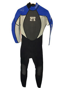 Body Glove Men's Wetsuit - Size Small  Blue, Black, Gray