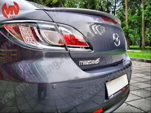 Rear Trunk Lip Spoiler (Pad) for Mazda 6 / Atenza GH 2008-2012
