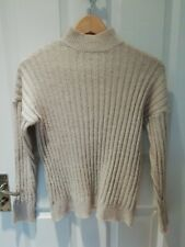 Girls Ladies Ribbed Jumper ~ XS Size 4