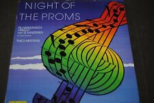 NIGHT OF THE PROMS COMPILATION LP VINYL / TAURO RECORDS - T8603