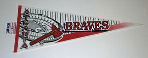 1994 Atlanta Braves NL East pennant Fulton County Stadium Trench rare MLB