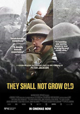 They Shall Not Grow Old (DVD, 2019)