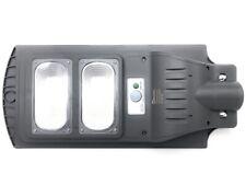 Lampione Stradale A Led Da 60W Pannello Solare Con Telecomando IP65