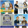 4 used THE BIGGEST LOSER CD's LOT hits,cardio,workout mix,exercise/fitness music
