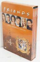 FRIENDS Stagione 4 completa n. 4 DVD Film PAL Versione in Spagnolo in Cofanetto