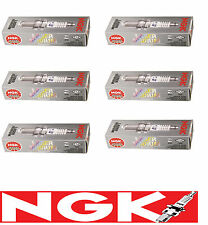 NGK Iridium Spark Plugs Ford Territory SY SZ 6 Cyl BARRA INC KLUGER IFR6T11 x 6