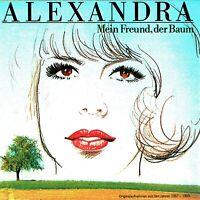 (CD) Alexandra - Mein Freund, Der Baum - Sehnsucht (Das Lied Der Taiga), u.a.