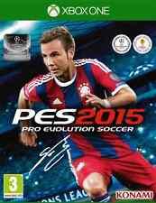PES 2015 (Pro Evolution Soccer) XBOXONE USATO ITA