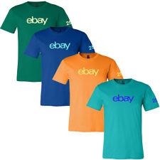 ebay 25th Anniversary Unisex Jersey S/S Tee