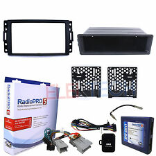 Radio Replacement Interface Dash Kit 2-Din for Buick/Chevy/Pontiac/Saturn/Hummer