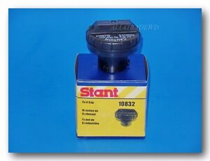 Fuel Cap 10832 Stant Made in USA Fits: Ford Lincoln Mazda & Mercury