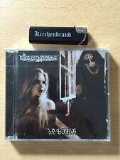 Kirchenbrand - Abgang CD + Feuerzeug (Eisregen,Black Metal Sammlung)
