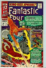 Fantastic Four Special #4 November 1966 VF 1st Silver Age Human Torch