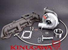 Kinugawa Turbo Kit Mitsubishi Fuso 4D31T 4D34T 3.2L Diesel Canter TD06-16G