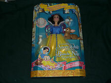 Disney's Happy Birthday Snow White Mattel Doll Wal-Mart Exclusive NEW MISP 1996