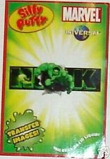 INCREDIBLE HULK RARE MINI GIVEAWAY PROMO BINNEY SMITH SILLY PUTTY VARIANT NM