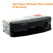Lossless sound quality Mp3 Player FM Radio Stereo Adapter Phone Holder&Bluetooth